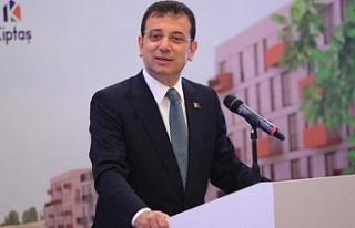 İmamoğlu'ndan Kanal İstanbul planlarına itiraz:...
