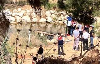 İzmir'de gölete giren çocuk boğuldu