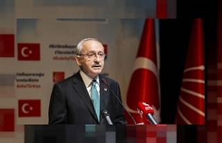 Kılıçdaroğlu: Ortada AKP kalmadı, sadece Erdoğan...