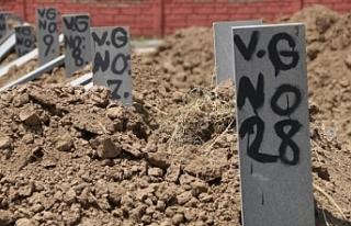 'Van mülteci mezarlığına dönüştü'