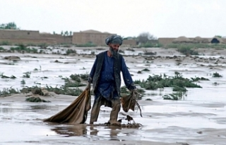 Afganistan'da sel: 15'i çocuk 16 kişi öldü