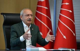 Kılıçdaroğlu: Tek adamın yerini laik, hukuk devleti...