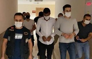 Atay'a dönük saldırıyla ilgili 3 kişi tutuklandı