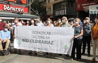 Beştaş: Kobanê eylemlerinin sorumlusu AKP iktidarıdır