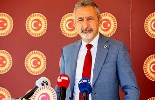 CHP'li Adıgüzel: Türkiye'de gerçek vefat...
