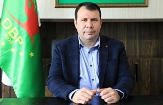 DBP eski Eş Genel Başkanı Arslan tahliye edildi