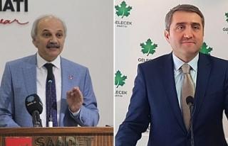 Gelecek ve Saadet Partisi'nden HDP operasyonuna...