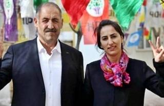 Muradiye Belediyesi Eşbaşkanlarının duruşması...