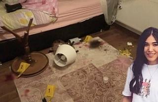 Nadira Kadirova'nın odasının görüntüleri ortaya...