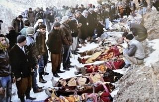Roboski Katliamı 105'inci ayında: Cezasızlık...
