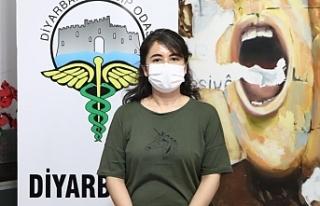 Turan: Sağlıkçılar virüse yakalanınca seviniyorlar!