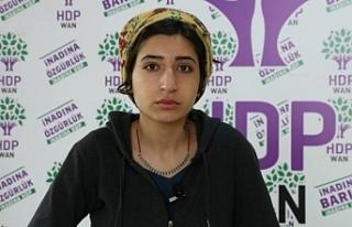Van'da Kaçıranlara değil kaçırılan HDP'liye...
