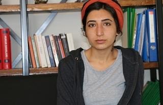 Van'da Kaçırılan HDP'li Büşra Kuyun'un...