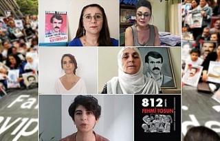 25 yıldır kayıp Fehmi Tosun'un kızı: Biz bitti...