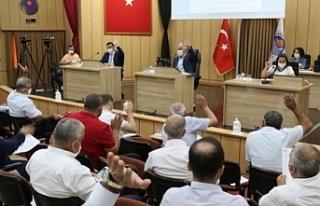 AKP'li belediyeden işçilerin 'hak ve özgürlükler'...