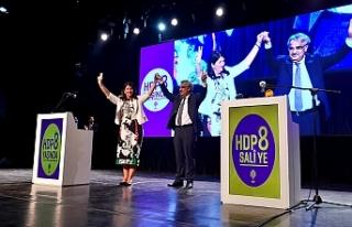 Binler HDP'nin yıldönümü şöleninde: HDP 8...