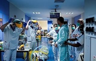 Diyarbakır'da 915 sağlık çalışanı koronaya...
