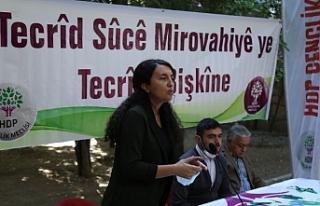 HDP Parti Sözcüsü Günay: AKP, tecridi bir yönetme...
