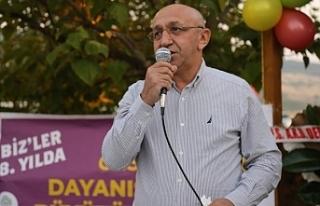 'HDP 8 değil 100 yıllık geçmişe sahip'