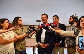 İmamoğlu'undan Kürtçe Oyunun yasaklanmasına...