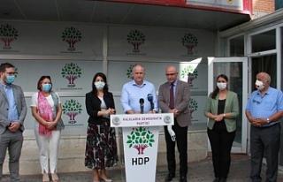 İsveç Sol Parti'den HDP'ye ziyaret: HDP demokrasi...