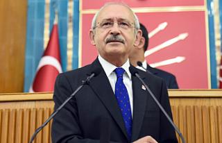 Kılıçdaroğlu: Siz çıkmış yoksulluk için 'sabredin'...