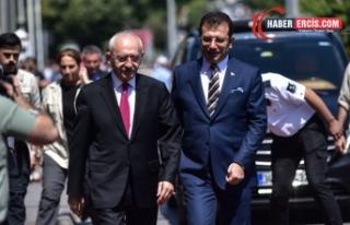 Kılıçdaroğlu ve İmamoğlu'ndan HDP'nin...
