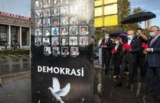 Kılıçdaroğlu 10 Ekim Katliamı'nda yaşamını...