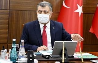 Koca: İstanbul dışında vakaların azalmadığı...