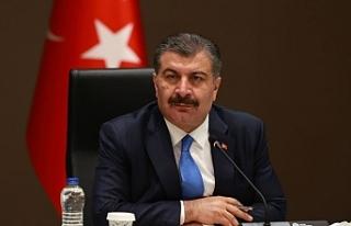 Koca: İstanbul ve Bursa'da vaka sayısında artış...