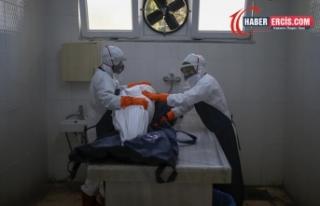Türkiye'de koronavirüsten can kaybı 9 bini aştı