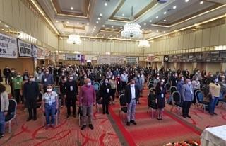 SES Genel Kurulu'nda seçim günü