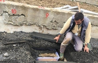 Topçu: Kilyos'ta kaldırıma gömülen cenazeler...
