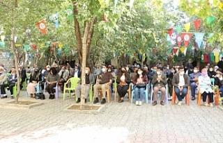 Van'da HDP'nin 8'inci kuruluş yıldönümü:...