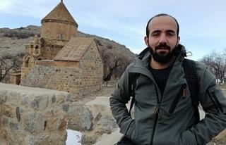 Van'da Tutuklanan gazeteci Uğur: Mesleğin onuru...