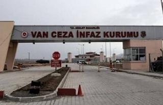 Van F Tipi Cezaevi'ndeki tutukluların açlık grevi...
