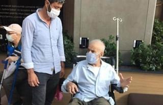 85 yaşında tutuklanan Kaya'dan haber alınamıyor