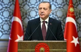 AKP'li Erdoğan: 156 ülke ve 9 uluslararası...