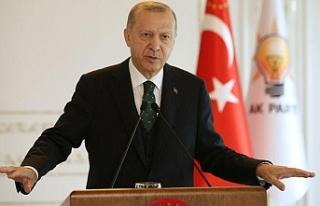 AKP'li Erdoğan yine Demirtaş ve Kavala'yı...