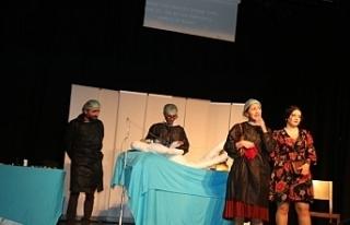 'Bêrû' Kürtçe tiyatro oyunu Urfa'da da yasaklandı