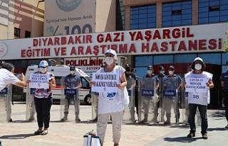 Diyarbakır'da günde 500-600 Koronavirüs vakası...