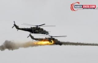 Ermenistan'da Rus helikopteri düşürüldü: 2...