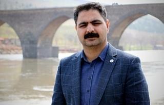 Görevden alınan Eşbaşkan Özdemir tutuklandı