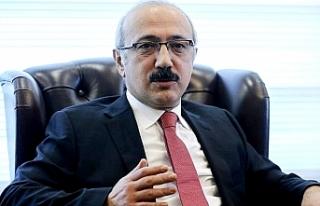 Hazine ve Maliye Bakanlığı'na Lütfi Elvan atandı