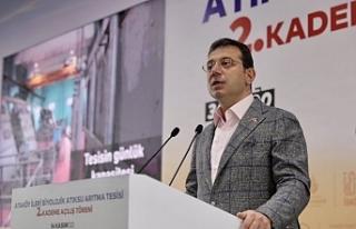 İmamoğlu: İstanbul'umuzun verilerine baktığımızda...