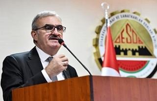 İşsizler Diyarbakır Valisi'nin huzurunu kaçırdı!