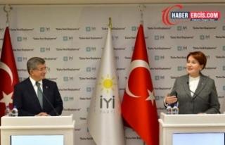 İYİ Parti ve Gelecek Partisi, parlamenter sistem...