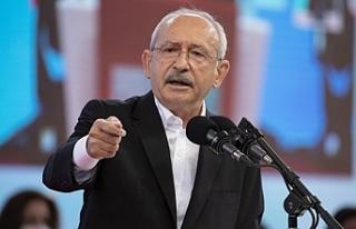 Kılıçdaroğlu'dan Çakıcı hakkında suç duyurusu