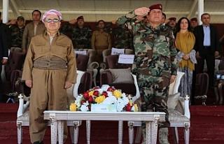 Kürtler arası bir savaşın rolü Zerevani Gücü'ne...