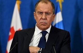 Lavrov: Türk gözlemciler Karabağ'a girmeyecek
